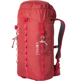 Exped Mountain Pro 30 Alpine Backpack red